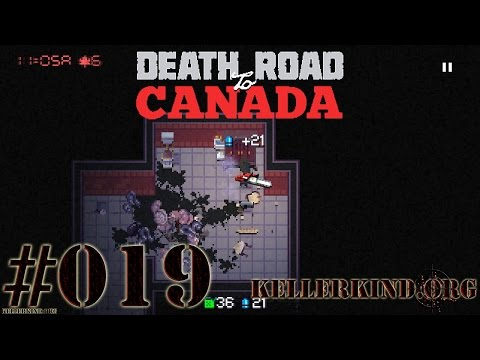 Death Road to Canada #19 – Doggy-Style Chainsaw Massacre ★ We play Death Road to Canada [HD|60FPS]