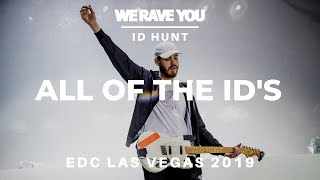 San Holo   ALL OF THE ID'S   EDC Las Vegas 2019