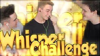 WHISPER CHALLENGE | STUU, DUBIEL