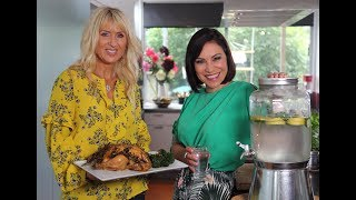 Youtube thumbnail for Easy Roast Dinner & Ayurvedic Water by Kate Hawkesby