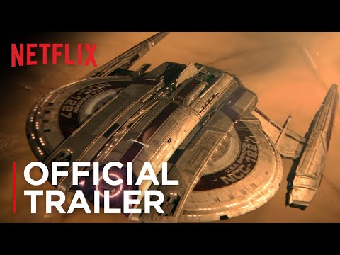 TV Trailer: Star Trek: Discovery (1)