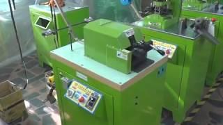 YFM-M32YS Auto metal zipper chain joining machine