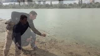Рыбалка на тургеневский мост краснодар карта