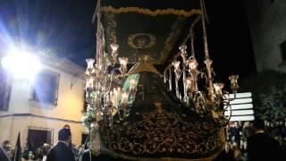 preview picture of video 'Semana Santa Villarrubia de los Ojos 2013. LLegada a la parroquia. Virgen de la Esperanza'