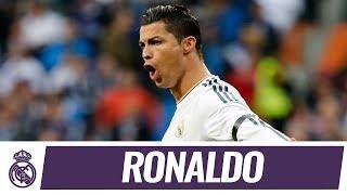 Cristiano Ronaldo's stunning brace against Osasuna in 2014