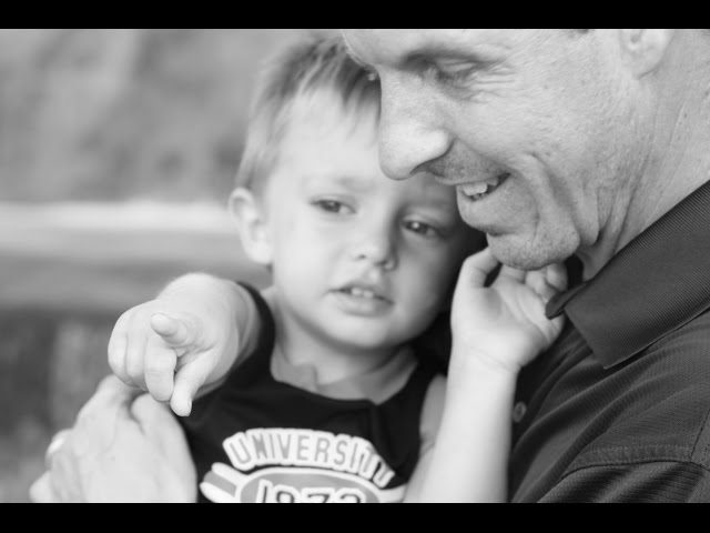 Helping stressed out men & fathers