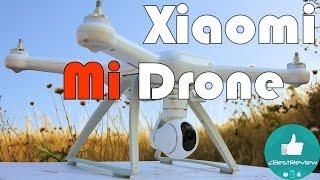 ✔ Вся Правда о Квадрокоптере. Честный Обзор XIAOMI Mi Drone 1080P WIFI. Part 1