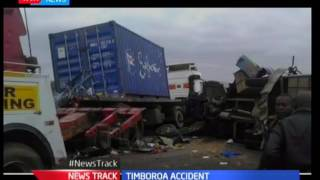 Eight die in grisly road accident in Timboroa