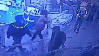 Komplotan Maling di Mal Cijantung Terekam CCTV, Pemilik Toko Rugi Jutaan Rupiah