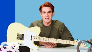 10 Things Riverdale's KJ Apa Can't Live Without | GQ