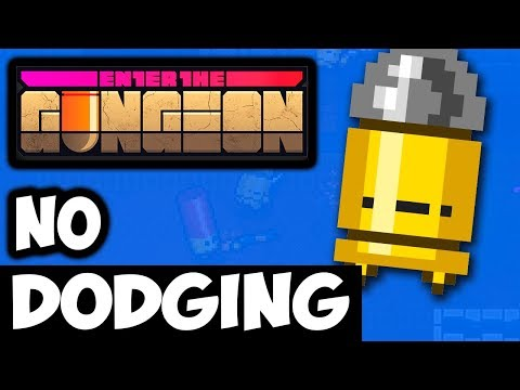 Can You Beat Enter the Gungeon Without Dodge Rolling? - No Dodge Roll Challenge