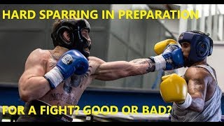 Is it too late to start mma  at 25? Is it good to spar hard in preparation for fights?