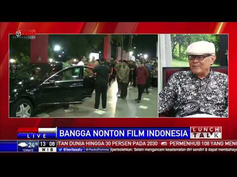 Lunch Talk: Bangga Nonton Film Indonesia #1