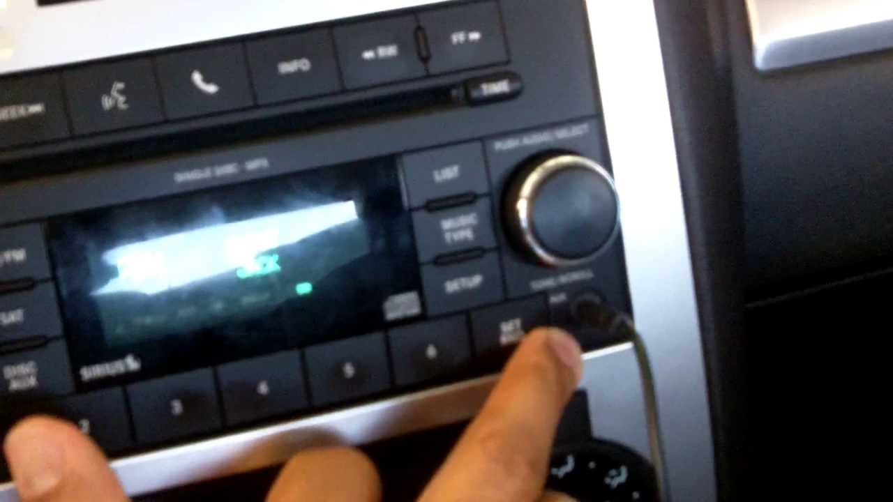 Internet radio for car