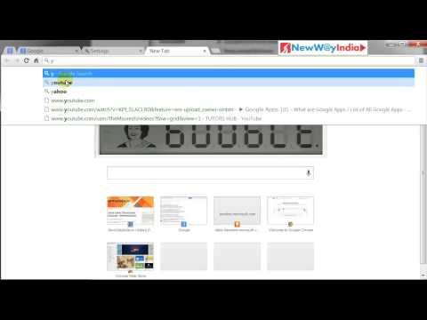 Google Chrome Security Settings - Passwords and Auto-fill Forms - Google Chrome Tricks (#007)
