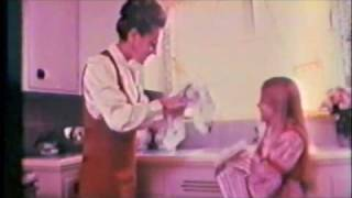 Lisa Highsmith Gummer - 1972 Cascade commercial