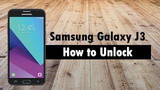 How to Unlock Samsung Galaxy J3