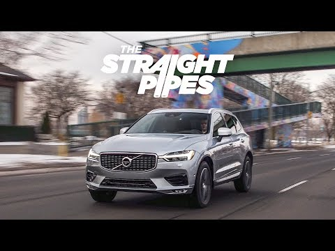 2018 Volvo XC60 T6 R Design - The Most Comfortable SUV