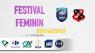 Festival Féminin 2016-2017 à DIZY
