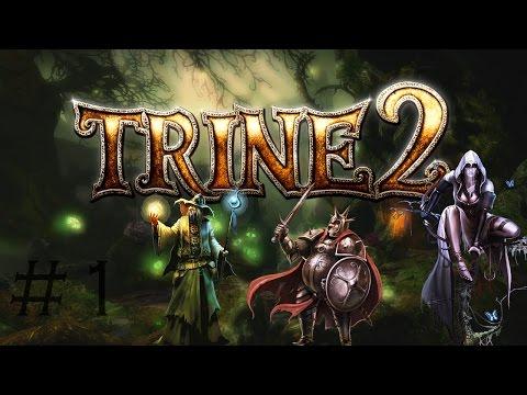 Trine 2- Setkání