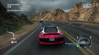 NFS RUN Gaming review in NVIDIA GT940MX