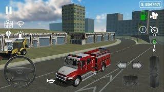 fire truck games simulator - TH-Clip