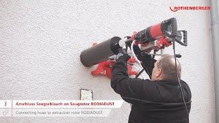 RODIACUT / RODIADRILL –  Diamond Core Drilling / Diamant-Kernbohren