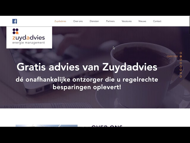 Zuydadvies energie management