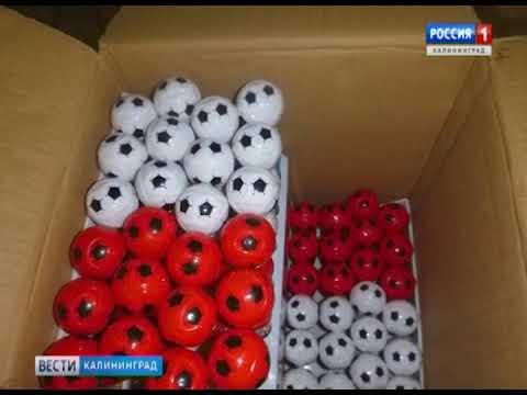 В Калининградской области таможенники предотвратили ввоз контрафактных китайских игрушек