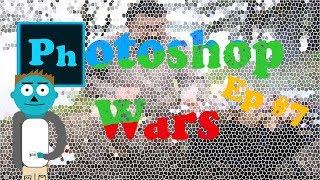 Photoshop Wars #9 I BBQ I