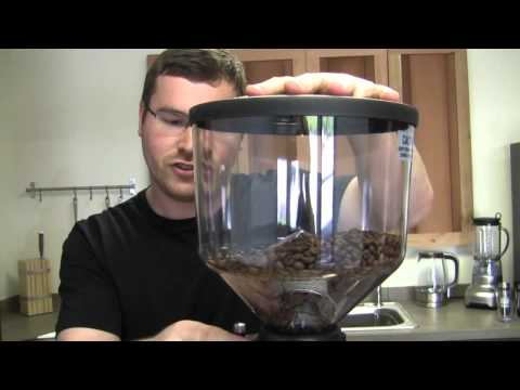 Crew Review: Mazzer Major Commercial Coffee Grinder