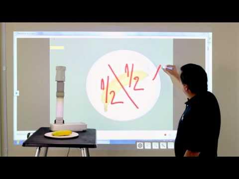 Como usar el proyector Epson BrightLink - 6