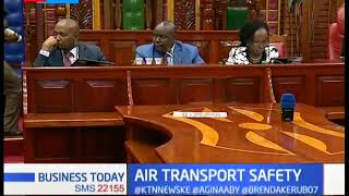Air Transport Safety: KCAA ordered probe into Silverstone Airline