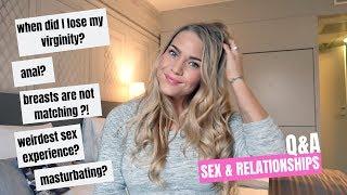 Let's Talk About Sex - Q&A