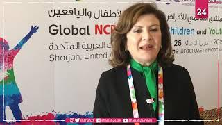 سوسن جعفر: جمعية أصدقاء مرضى السرطان تعمل على صحة وسلامة الإنسان