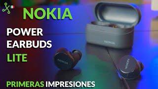 Nokia Power Earbuds Lite, IMPRESIONES y Precio en México: 35 horas de batería y resistencia al agua