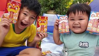 Trò Chơi Bé Vui Nhà Lều Với Marine Boy ❤ ChiChi KidsTV ❤ Đồ Chơi Trẻ Em Tent House