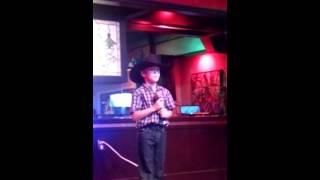 Die a happy man Thomas Rhett sang by Steven Leggitt