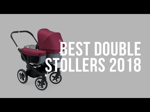 Best Double Strollers List 2018 – Bugaboo Donkey2, Nuna Demi Grow, and more