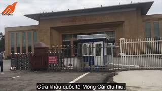 Cập nhật nhanh tình hình cửa khẩu Móng Cái - Đông Hưng ngày 16/02/2020.