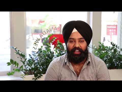 MBA student from India discusses UCW