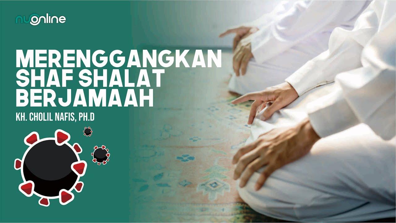 Hukum Merenggangkan Shaf Shalat Berjamaah