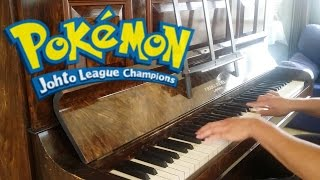 "Pokémon Opening 4 - ""Born to Be a Winner"" (Piano w/ Lyrics)"