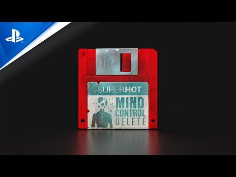 Superhot: Mind Control Delete se lanzará el 16 de julio en PS4