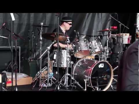 Kevin Peter Jones Jazz Band Main Stage NAMM Show - Southern California -