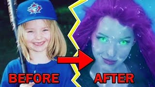 🍎 Descendants DOVE CAMERON Before and After! 🍎
