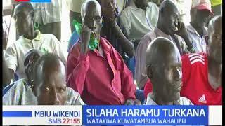 Machifu waonywa kuhusu silaha haramu Turkana, watakiwa kuwatambua wahalifu | Mbiu ya KTN