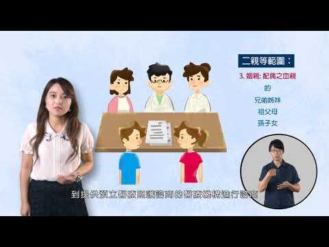 病人自主權利法宣導短片-國語+手語版
