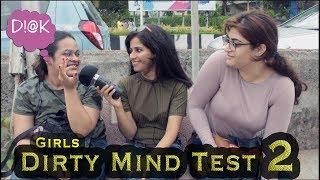 Dirty Mind Test 2 | 6 Inch Lambi Aur Jhaag Deti Hai |Girls Dirty Mind☆Bijal Vora #thebakchod