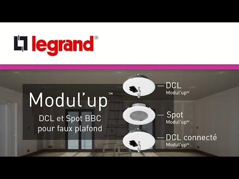 Modul'up la boîte BBC multifonction pour faux-plafond